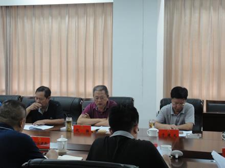 代猛主持召开临沧市城乡清洁条例立法前期准备工作座谈会