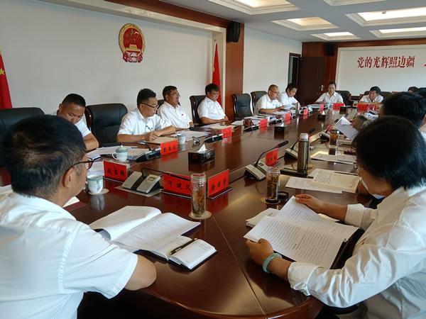 市人大常委会机关二支部召开党史学习教育专题组织生活会
